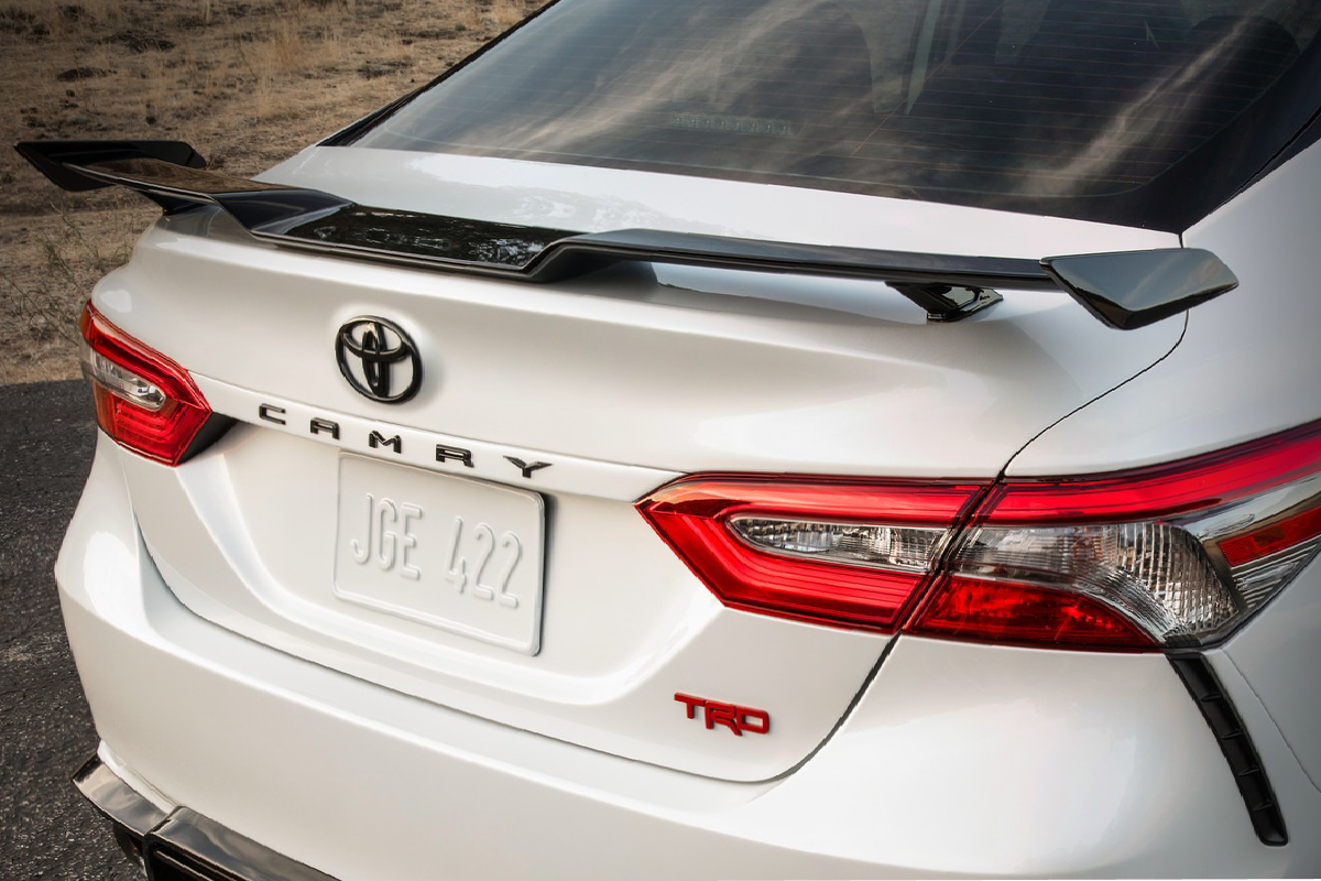2020 Camry TRD - Luxury Care
